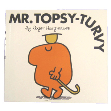 Mr Topsy Turvy
