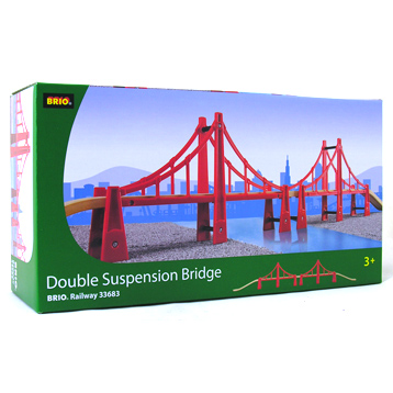 Double Suspension Bridge