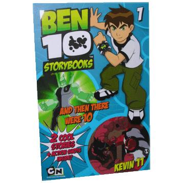 Ben 10 Storybooks