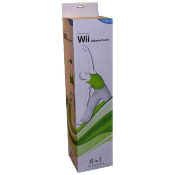 6 In 1 Wii Board Pack