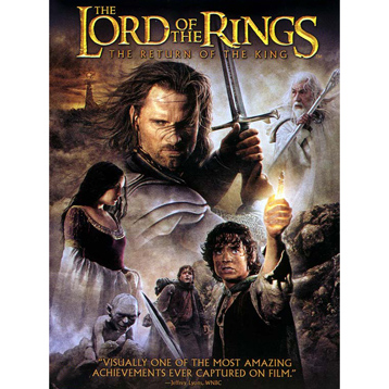 Lord of the Rings Return of the Kings