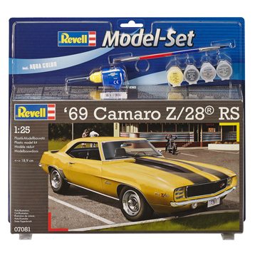 '69 Camaro Z/28 RS Model Set