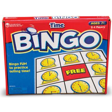 Time Bingo 9515