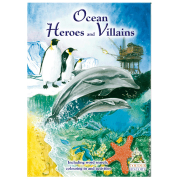 Heroes and Villains of the Ocean