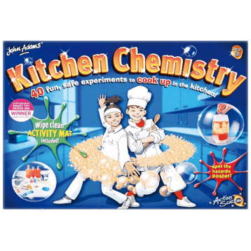 Kitchen Chemistry Set