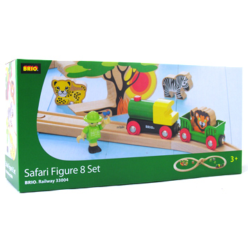 Safari Figure Of 8 Set