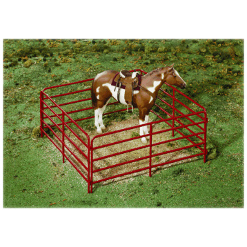 Metal Livestock Corral