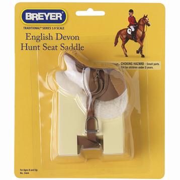 Devon English Hunt Seat Saddle