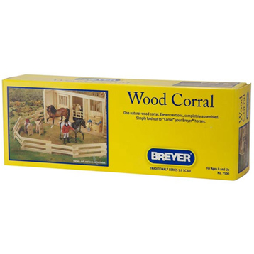 Wood Corral