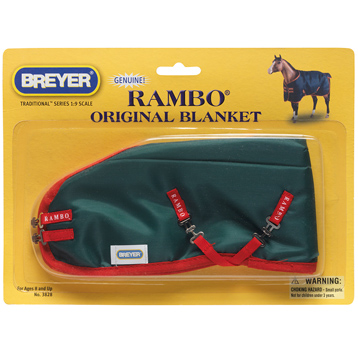 Rambo Blanket