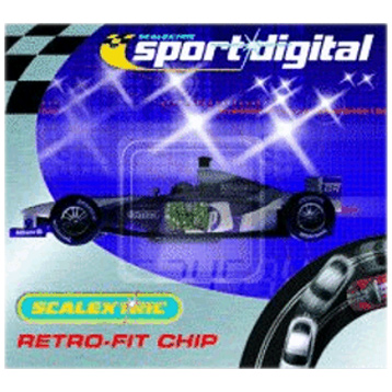 Sport Digital Car Micro Chip A- C7005