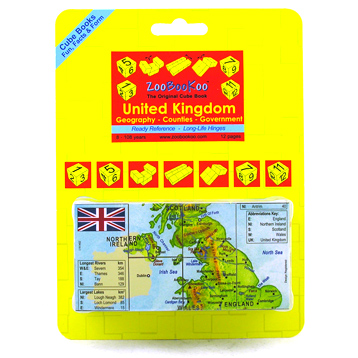 United Kingdom Cube