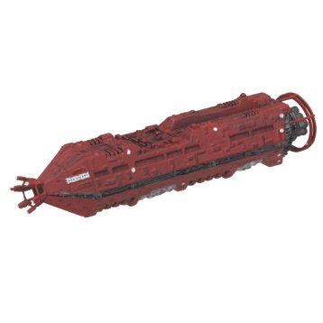 Red Dwarf Mother Ship