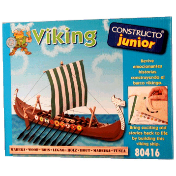 Viking Boat Kit Junior