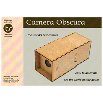 Camera Obscura Teaching Resources