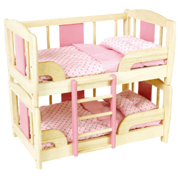 Dolls Bunk Bed