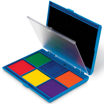 7-Colour Stamp Pad