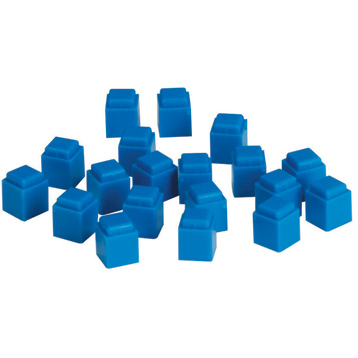 Interlocking Base Ten Units (100 Pack)