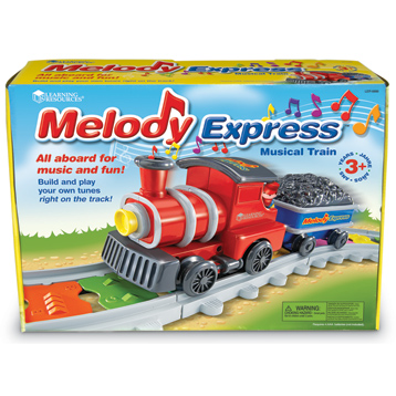 Melody Express Musical Train