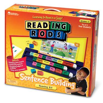 Sentence Building Classroom Kit