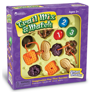 Smart Splash Trail Mix and Match