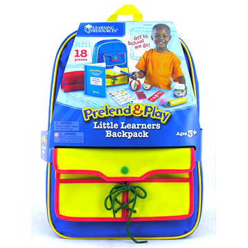 Little Learner's Backpack