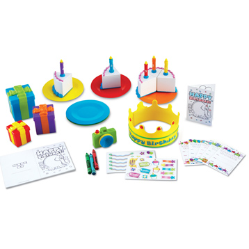 Pretend & Play Birthday Set