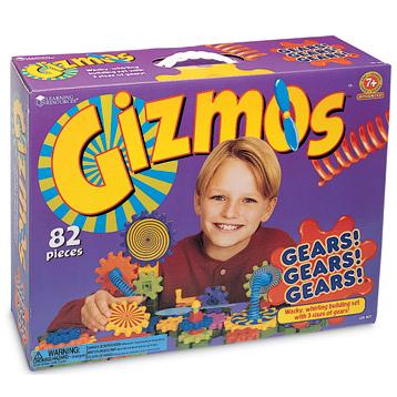 Gears! Gears! Gears! Gizmos
