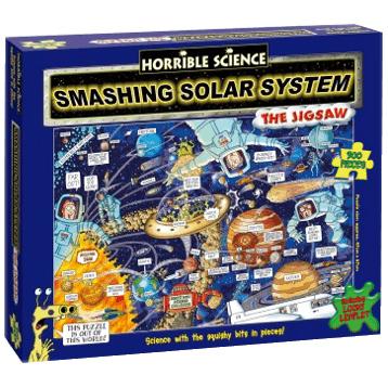 Smashing Solar System
