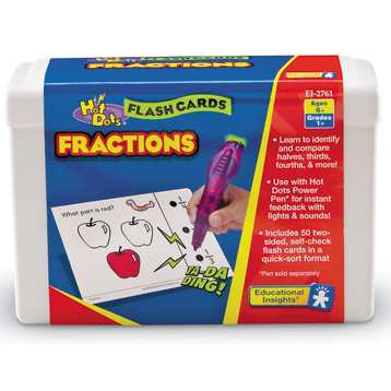 Hot Dots Small Group Fractions