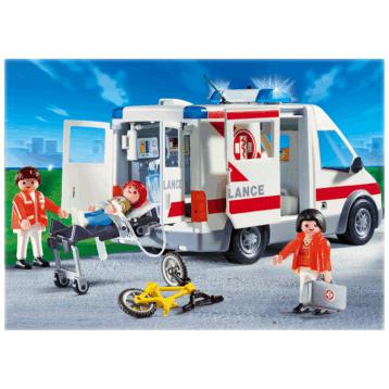 Ambulance 4221