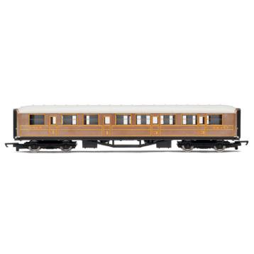 LNER Teak Composite R4332