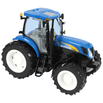 Big Farm New Holland T7060 Tractor