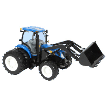 Big Farm New Holland T7050 Tractor