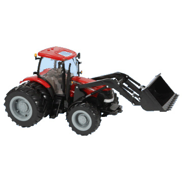 Big Farm Case IH 195 Puma Tractor