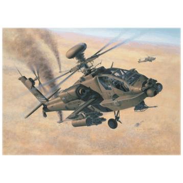 AH-64 D/WAH-64 D