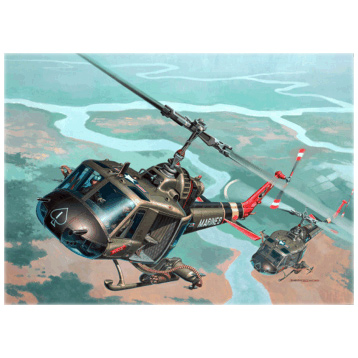 Bell UH-1 Huey Hog