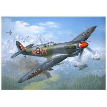 Supermarine Spitfire Mk IX C/XVI