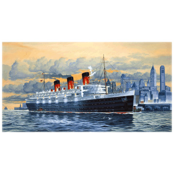 Luxury Liner Queen Mary