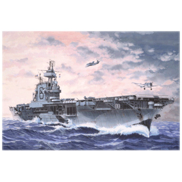 Aircraft Carrier U.S.S. Enterprise