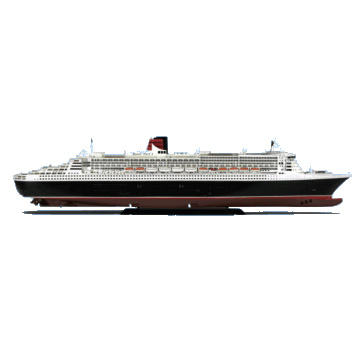 Queen Mary 2 Scale 1:1200