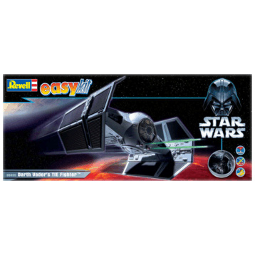 Revell Darth Vader's TIE Fighter Model