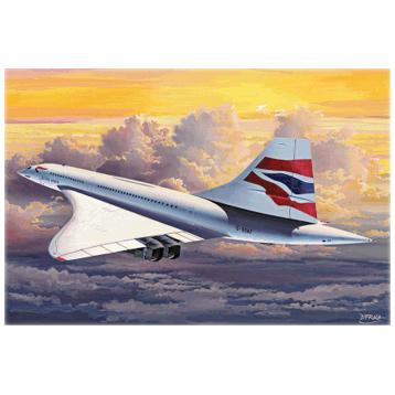 Concorde British Airways MiniKit