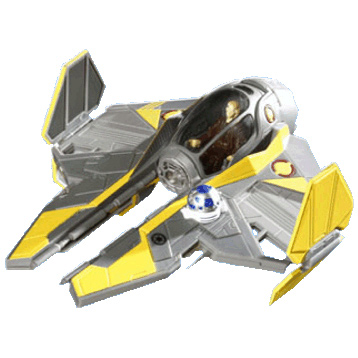 Revell Anakin Jedi Starfighter Pocket Kit