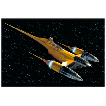 Revell Naboo Starfighter Pocket Kit