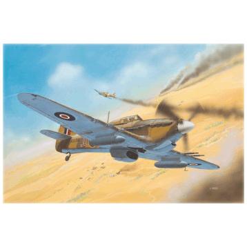 Hawker Hurricane Mk.II Model Set