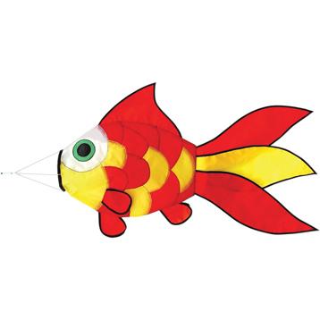 Gold Fish Windsock
