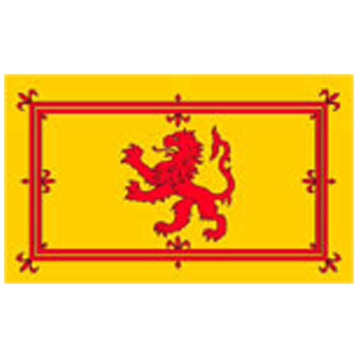 Scotland Lion Rampant Flag