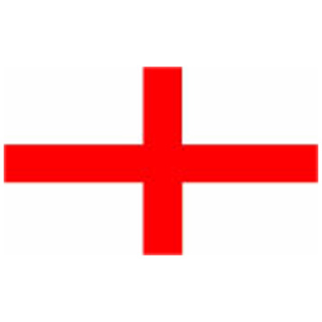 England St George's Cross Flag