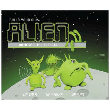 Make Your Own Alien